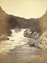 Falls Of The Tummel
